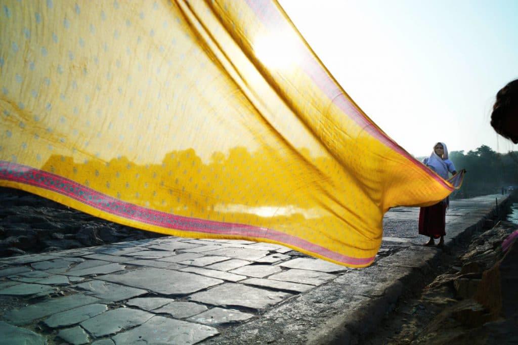 NEPAL HİNDİSTAN: Tanrıların ışık bayramı Dev Deepawali