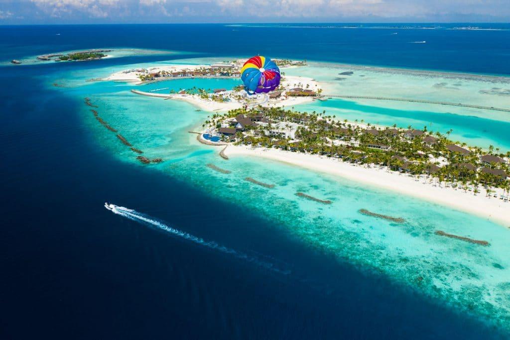 Maldivler Balayı Paketi