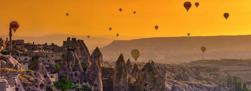 Ankara çıkışlı Kapadokya