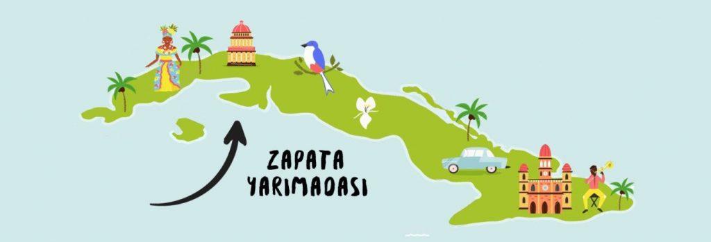 Zapata Yarımadası'nda yapılacak en iyi 5 aktivite